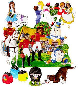 312x346 Nursery Rhyme Clipart Many Interesting Cliparts