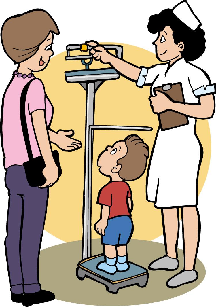 750x1066 Nurse Building Cliparts 239740