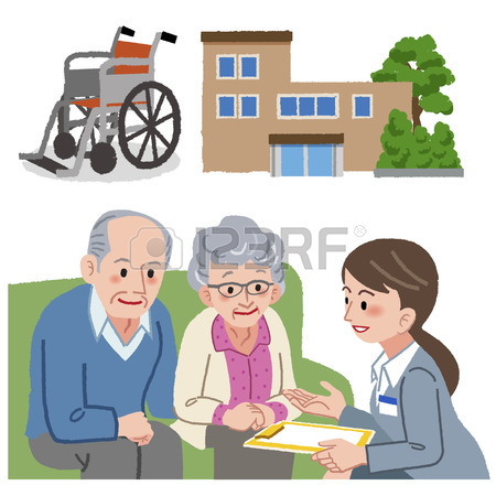 450x450 Elderly Couple Geriatric Care Manager With Nursing Home
