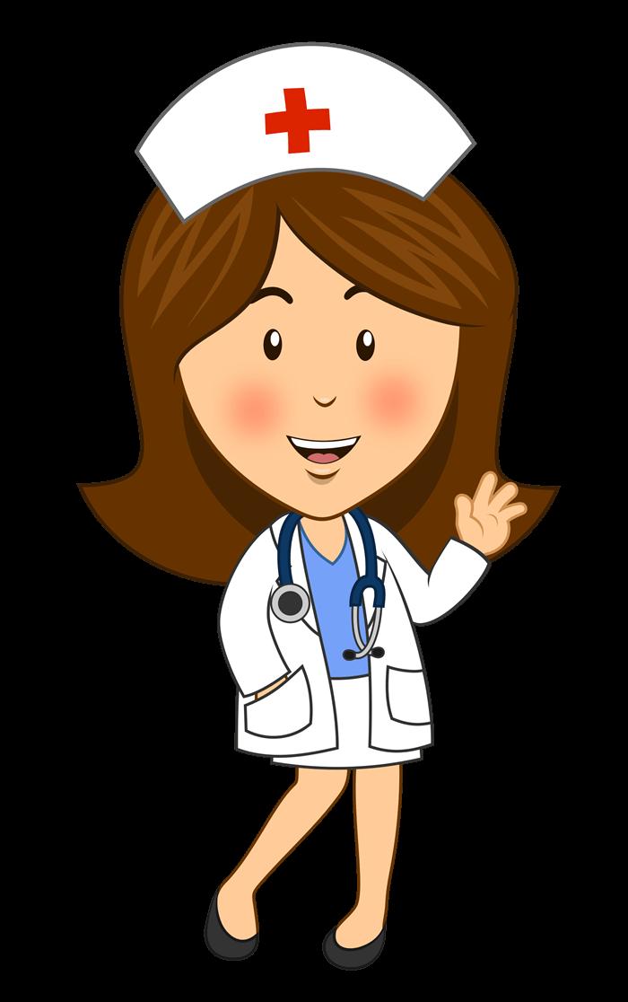 700x1116 Nurse Building Cliparts 239753
