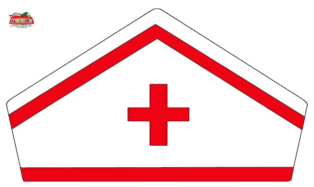 640x381 Nurse Cap Clip Art Clipart Collection