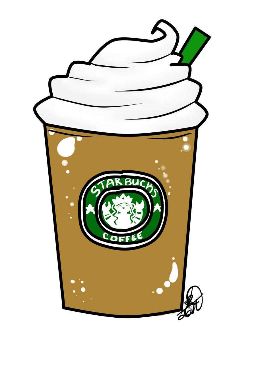 900x1286 Nutella Clipart Starbucks