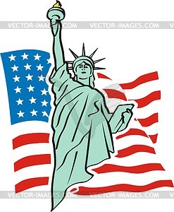 247x300 New York Statue Of Liberty Clipart