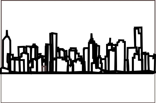 600x396 Cityscapes Clipart