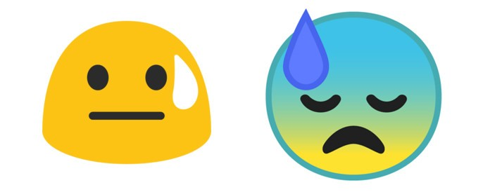 686x274 From Blah To Blob The History Of Android Emoji Android Central