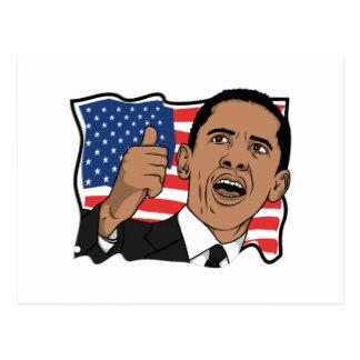 324x324 Yes We Can Barack Obama Postcards Zazzle