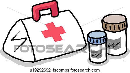 450x255 Clip Art Of Medicine, Object, Medicare, Medical Service, Medical
