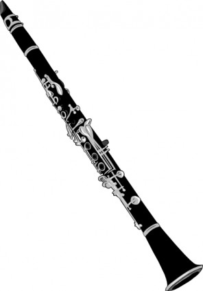 296x425 Flute Clipart Oboe