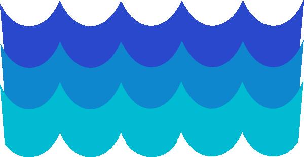 600x310 Animated Ocean Clipart