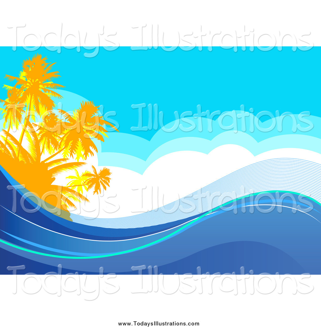 1024x1044 Palm Tree Background Clipart
