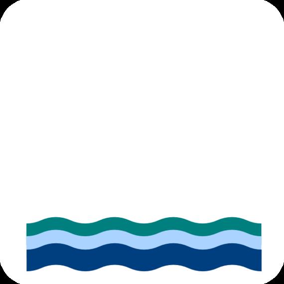 570x570 Ocean Clipart Pool Wave