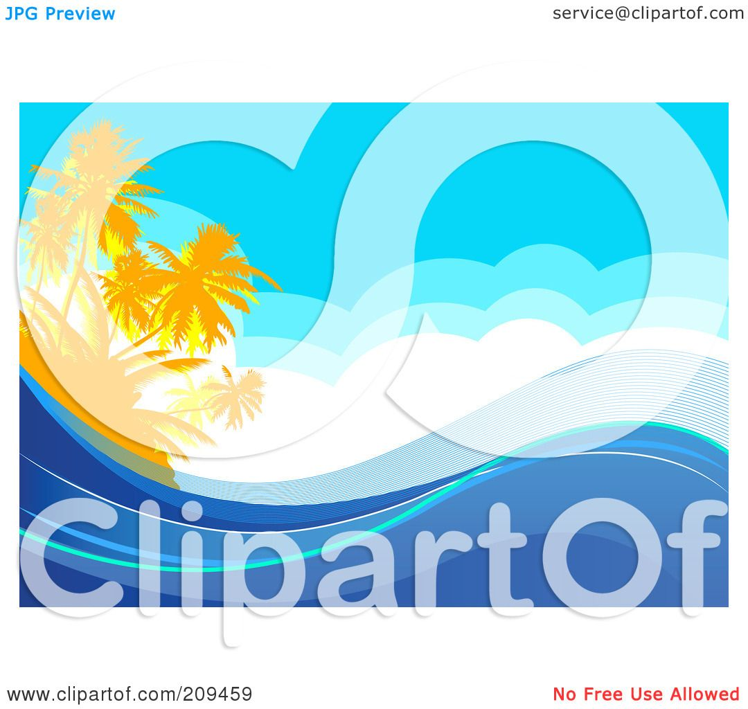 1080x1024 Waves And Clouds Clip Art Cliparts