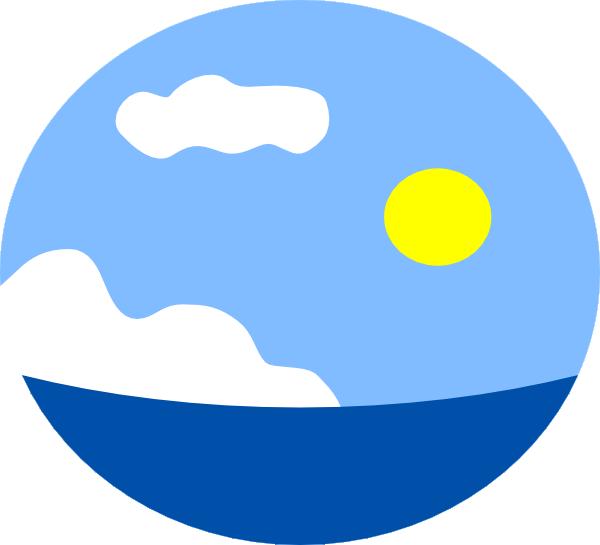 600x545 Clip Art Ocean Trench Clipart 2108028
