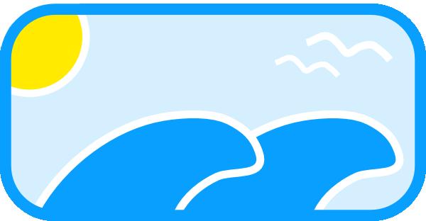 600x312 Ocean Wave Clipart Free Download Clip Art