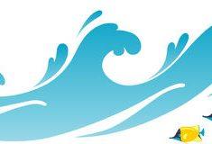235x160 Super Cool Clip Art Waves Ocean Clipart Free Images Clipartix