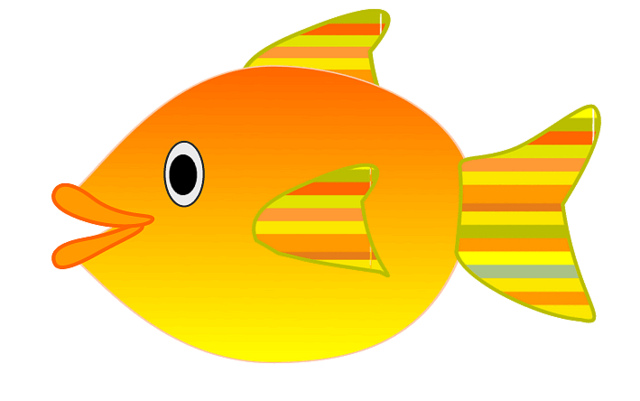 640x401 Fish Clipart, Fish Clip Art To Color