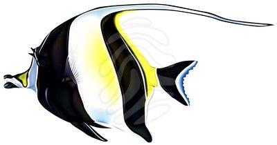 400x210 Clip Art Ocean Fish Clipart Panda