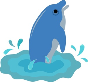 300x281 Free Free Dolphin Clip Art Image 0515 1003 2503 2617 Animal Clipart