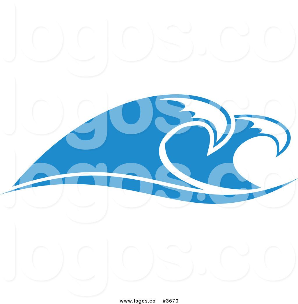 1024x1044 Royalty Free Ocean Wave Design Logo By Vector Tradition Sm