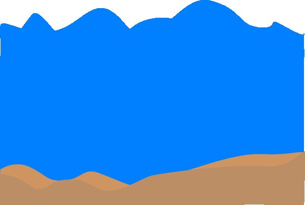 600x404 Ocean Wave Clip Art