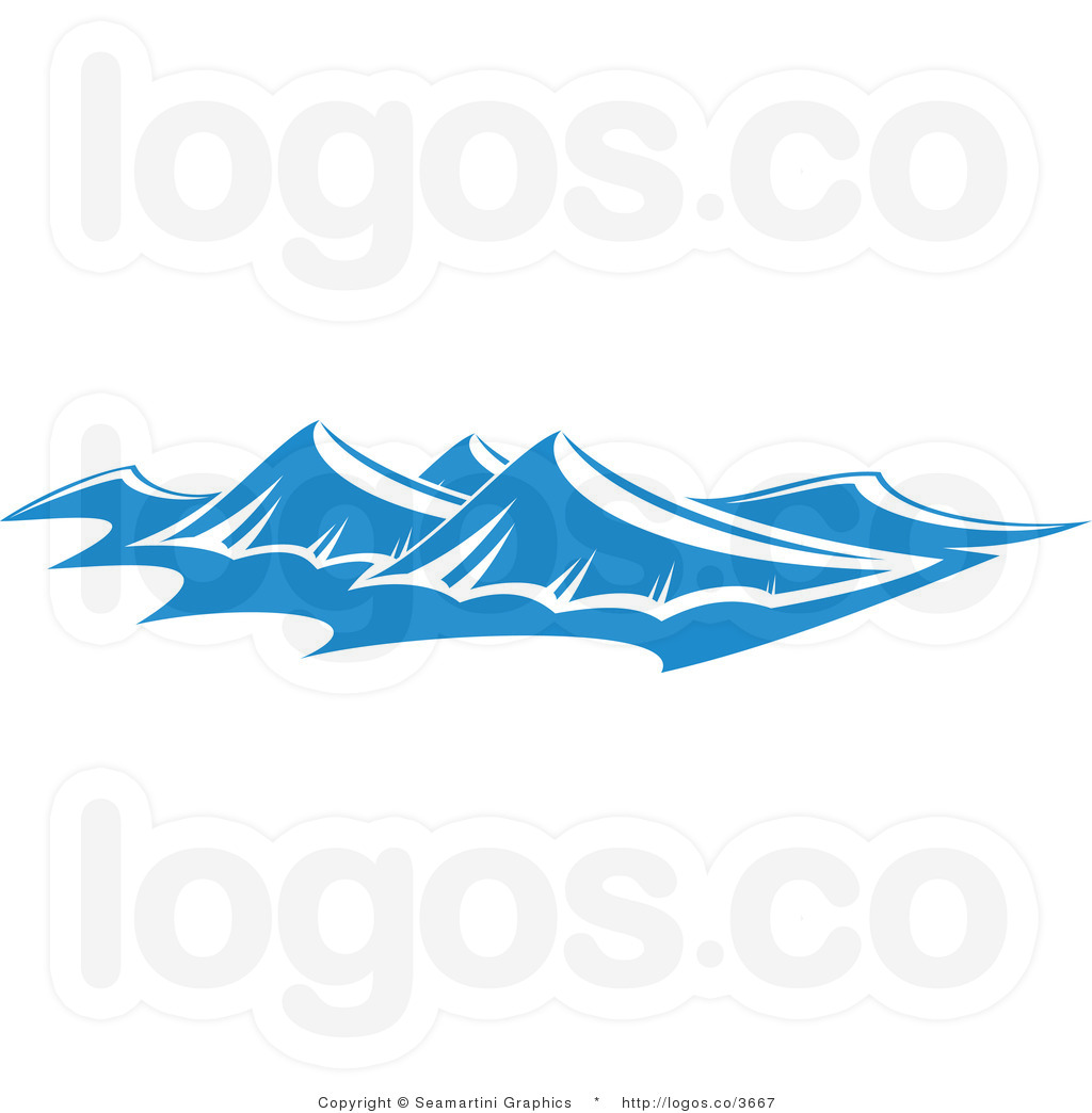 Ocean Waves Clipart