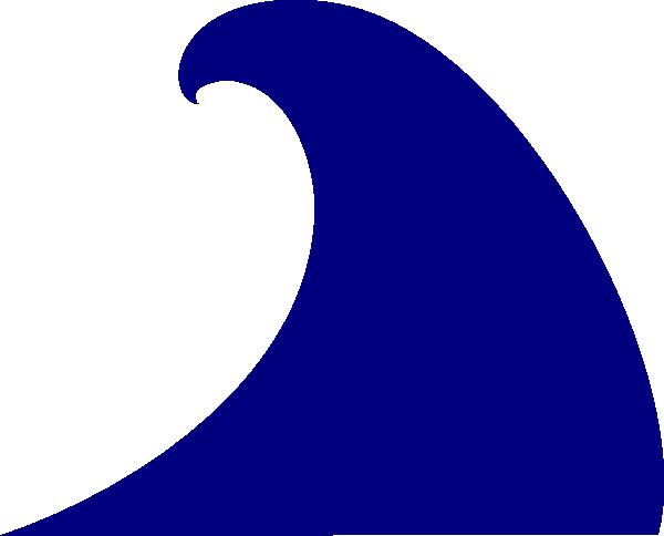 600x484 Cartoon Ocean Waves Clipart
