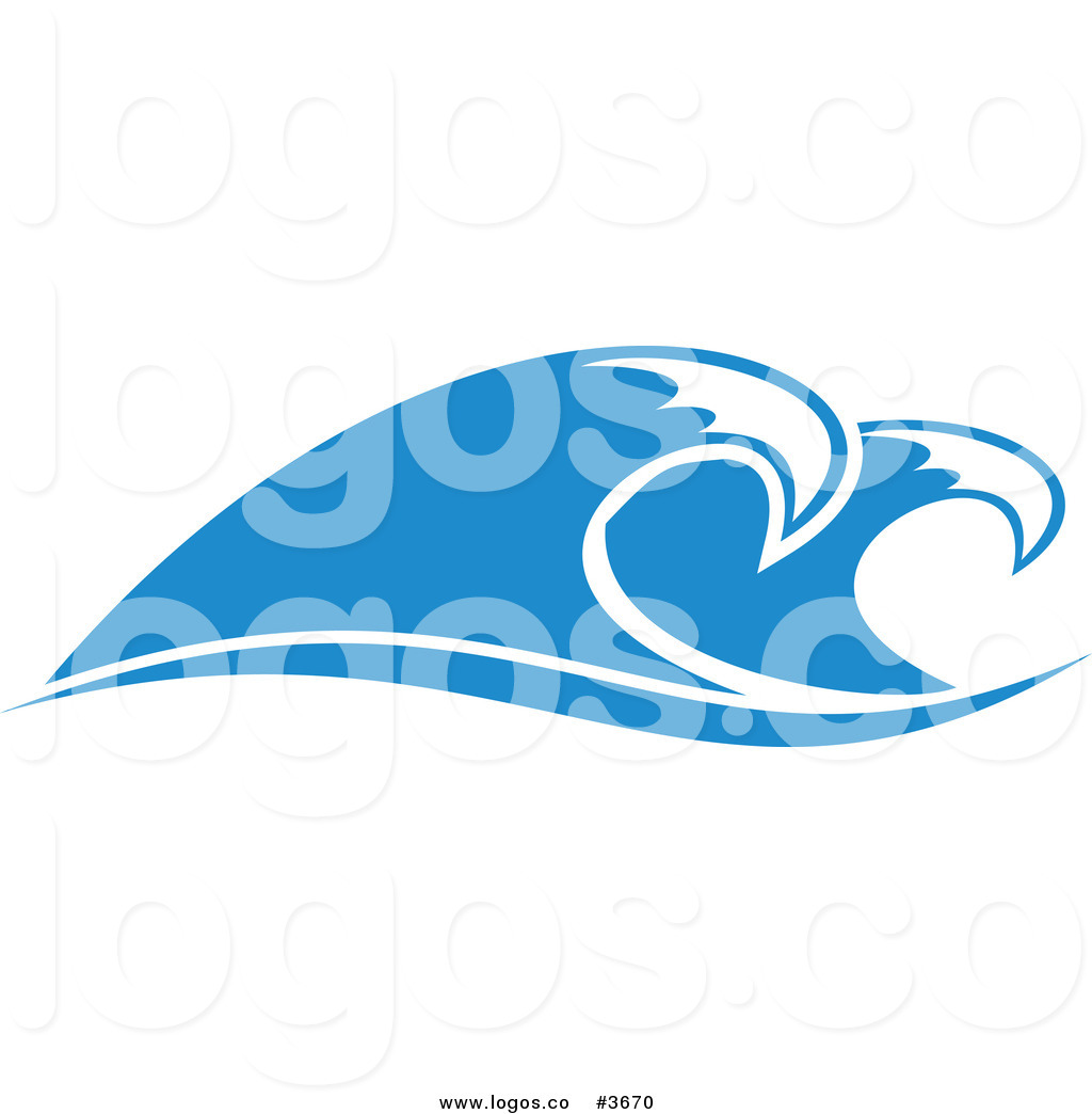 1024x1044 Royalty Free Ocean Wave Design Logo By Vector Tradition Sm