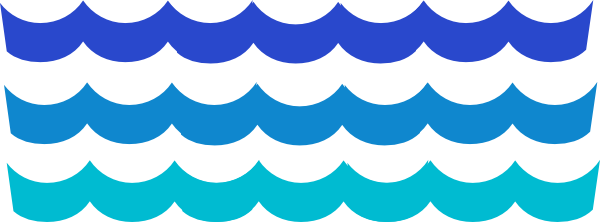600x222 Ocean Waves Clipart Many Interesting Cliparts