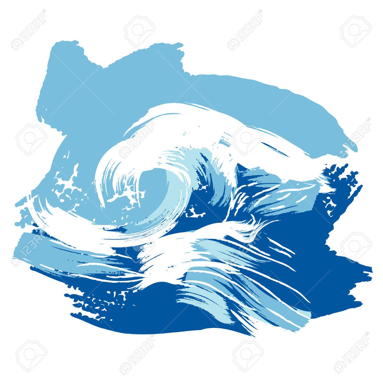 1300x1300 Ocean Clipart Ocean Splash