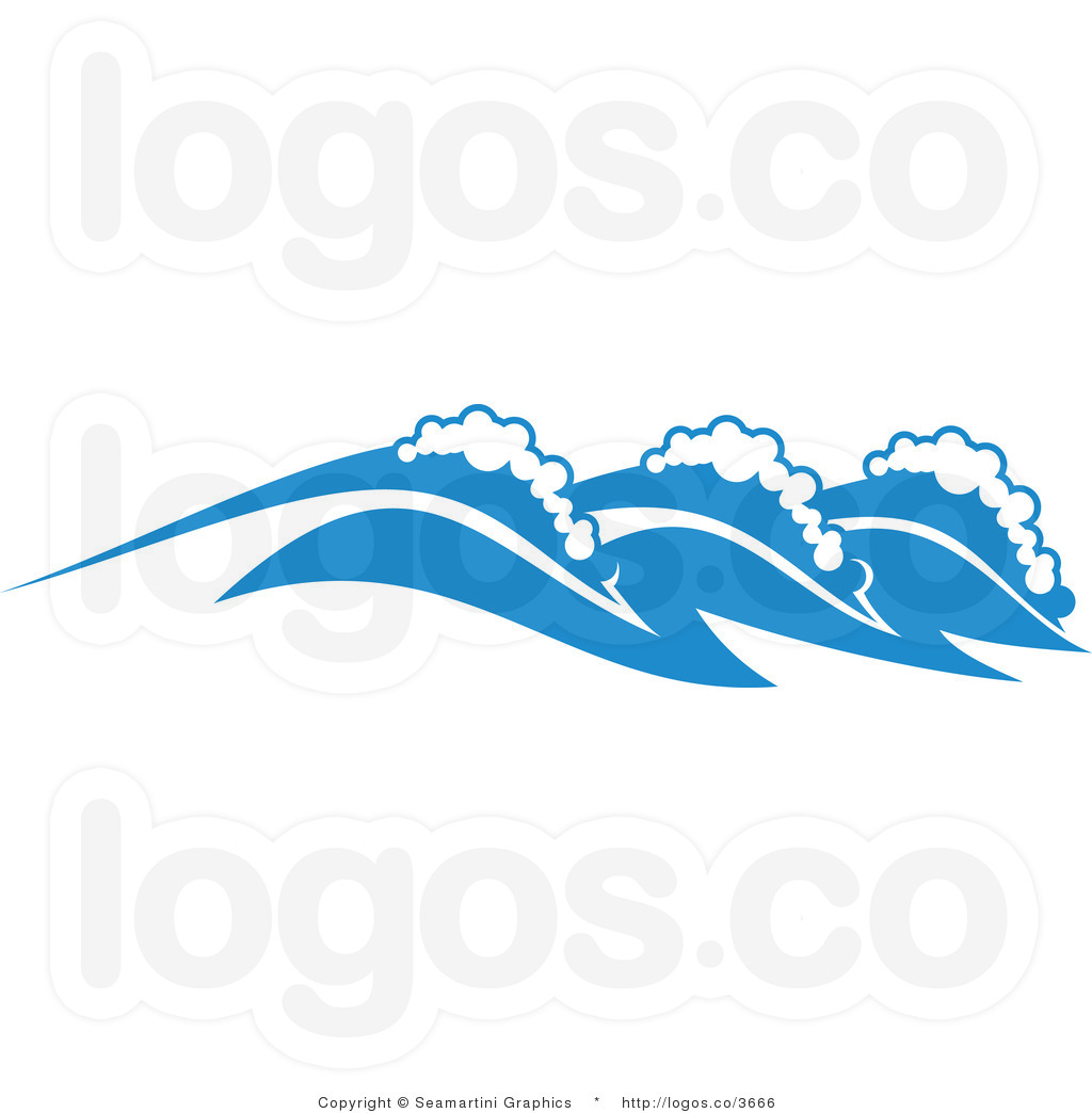 1024x1044 Free Wave Border Clip Art