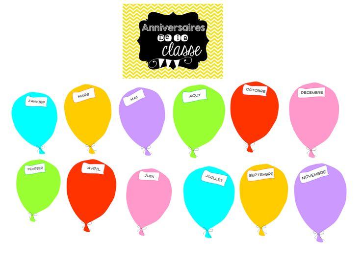 736x552 88 Best S Anniversaire Images Activities, Classroom