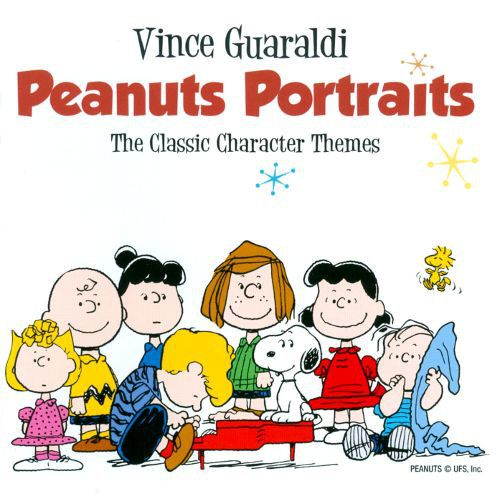 500x504 Best Vince Guaraldi Ideas Peanuts Christmas