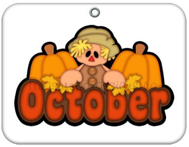 386x302 Month Of October Clipart Amp Month Of October Clip Art Images