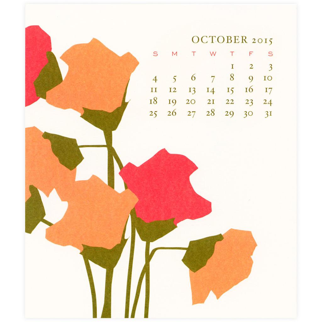 1024x1024 October 2015 Calendar Clip Art 2017 Printable Calendar
