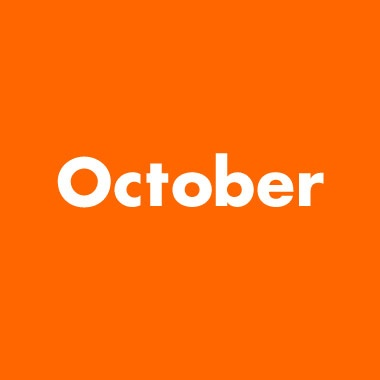 380x380 73 Best October Images October, Books And Drawings