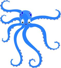 236x263 Octopus Silhouette Octopus Clip Art Images Octopus Stock Photos