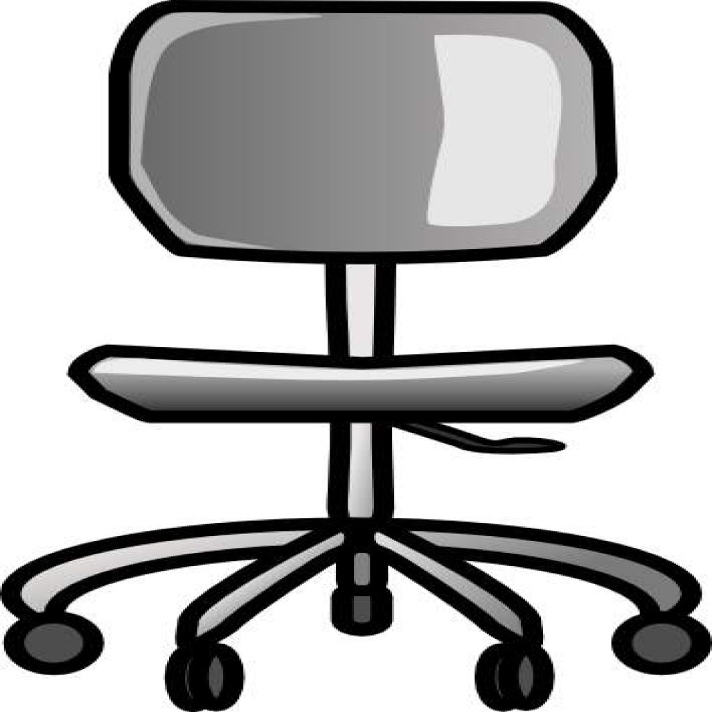 1024x1024 Office Chair Clip Art 95 Photos Home For Office Chair Clip Art