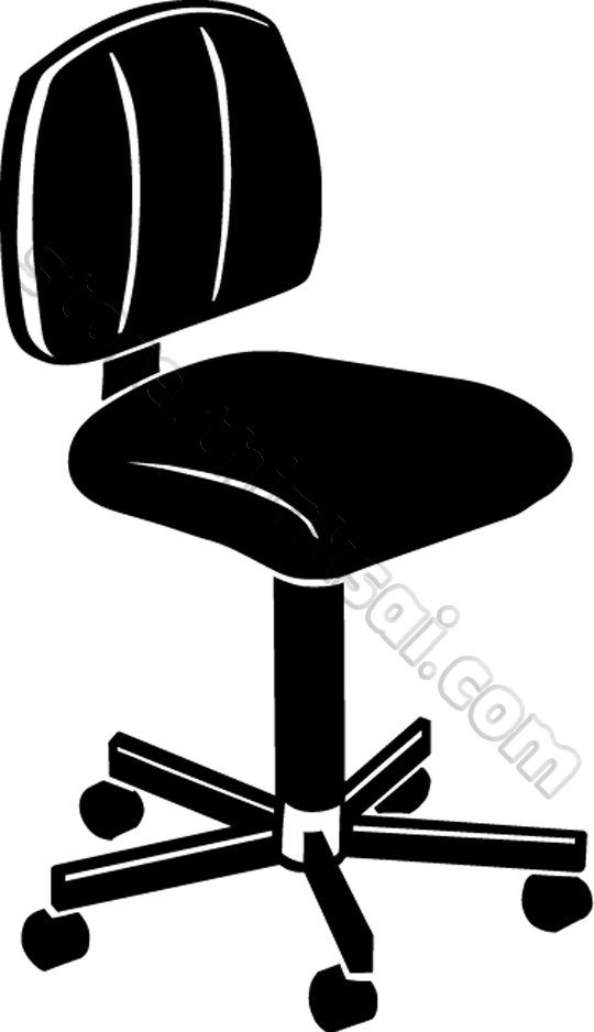 540x938 Office Clipart Office Chair