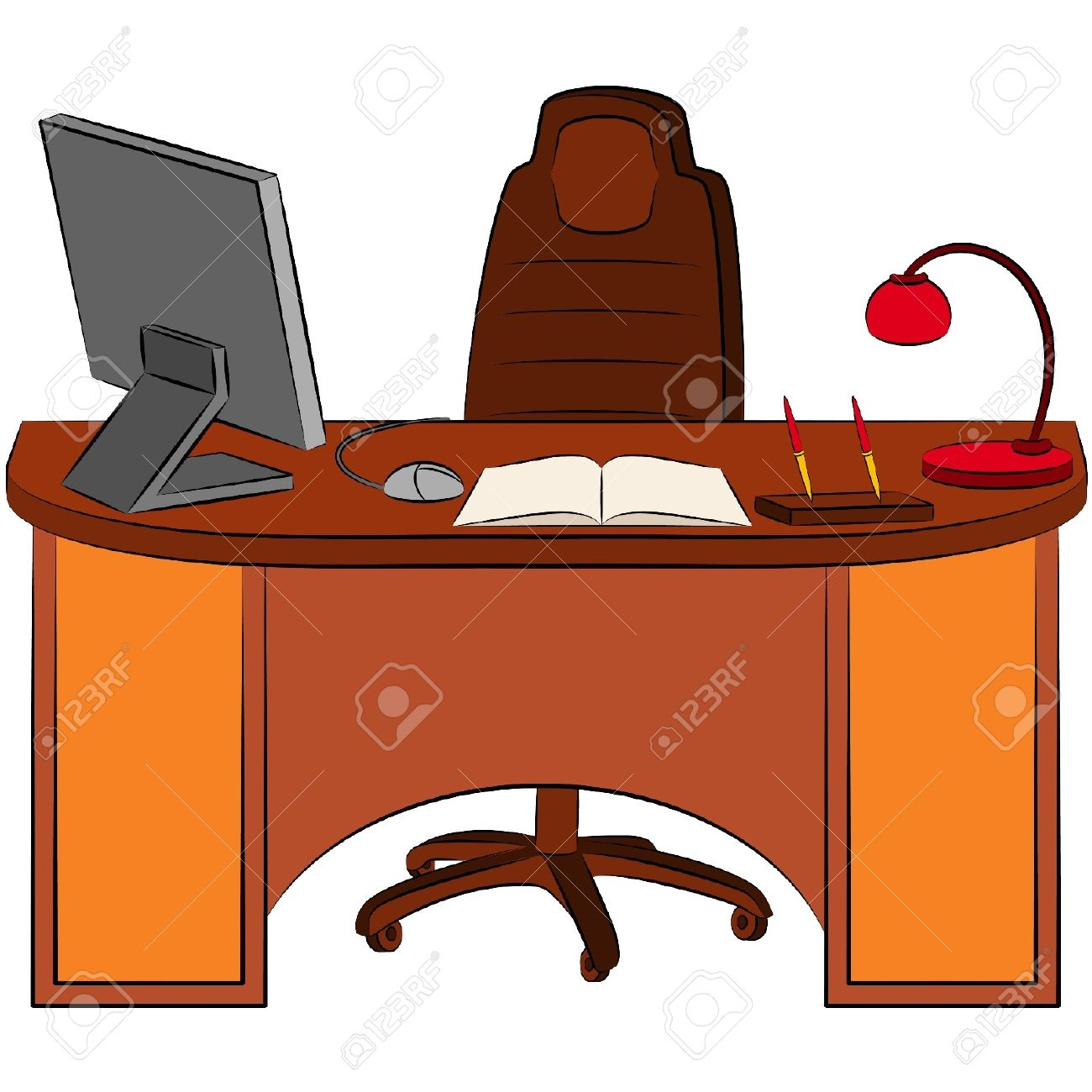 1300x1300 Table Clipart Office Table