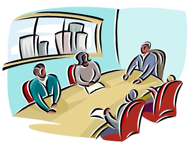 658x495 Cartoon Meeting Clipart Clipartme 2