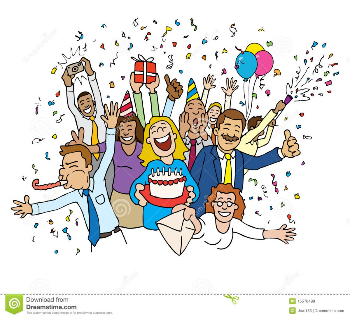 1200x1088 Office Clipart Office Party
