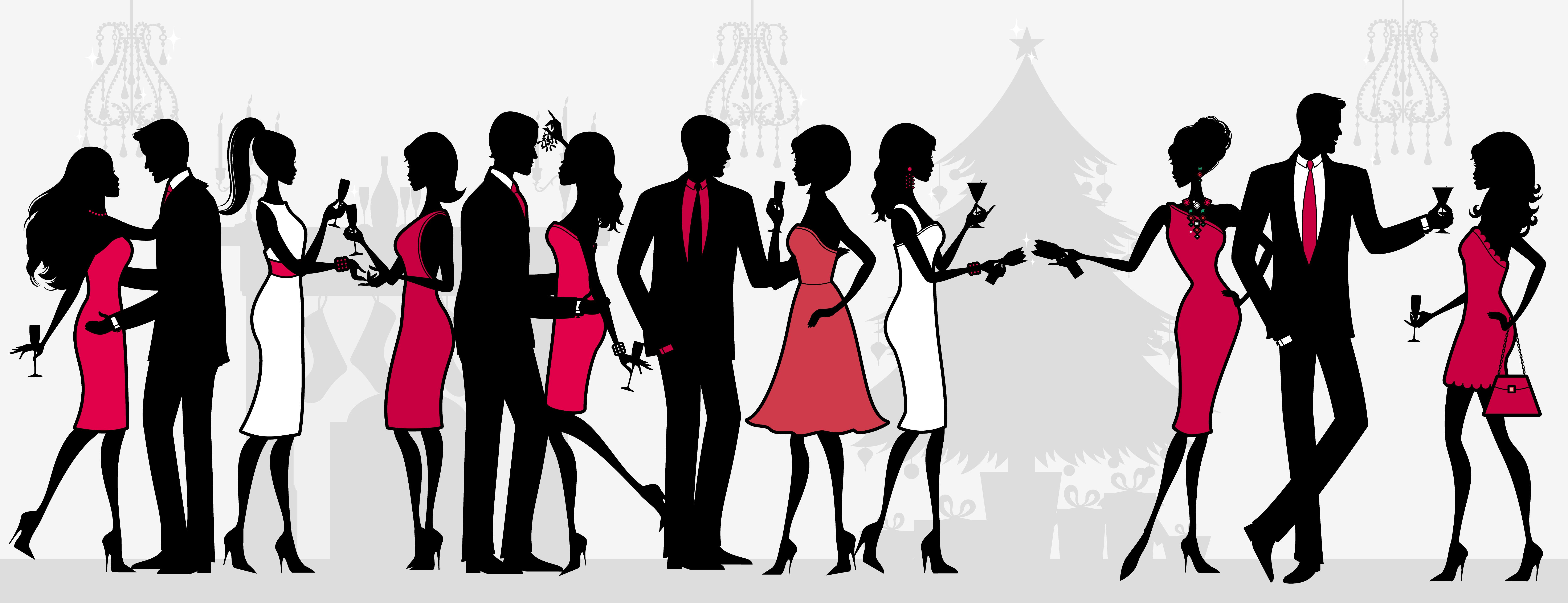 7456x2868 Celebration Let Party Clip Art Free Clipart Images 2 Clipartcow 3