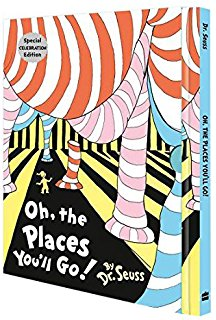 216x320 Oh, The Places You'Ll Go! Amazon.co.uk Dr Seuss 9780606148863