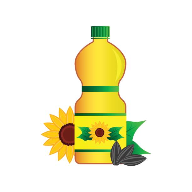 612x612 Oil Clipart Sunflower Oil