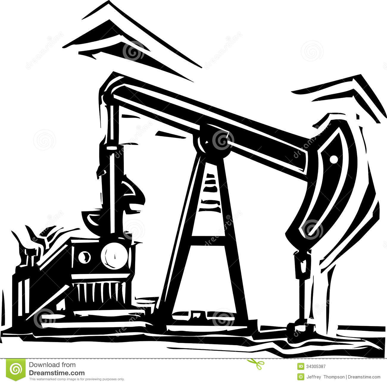 1300x1293 Oil Clipart Oil Well