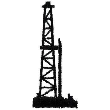 Oil Derrick Clipart Free Download Best Oil Derrick