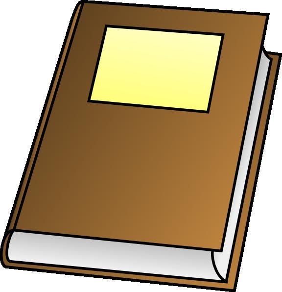 576x596 Free Books Clipart Image