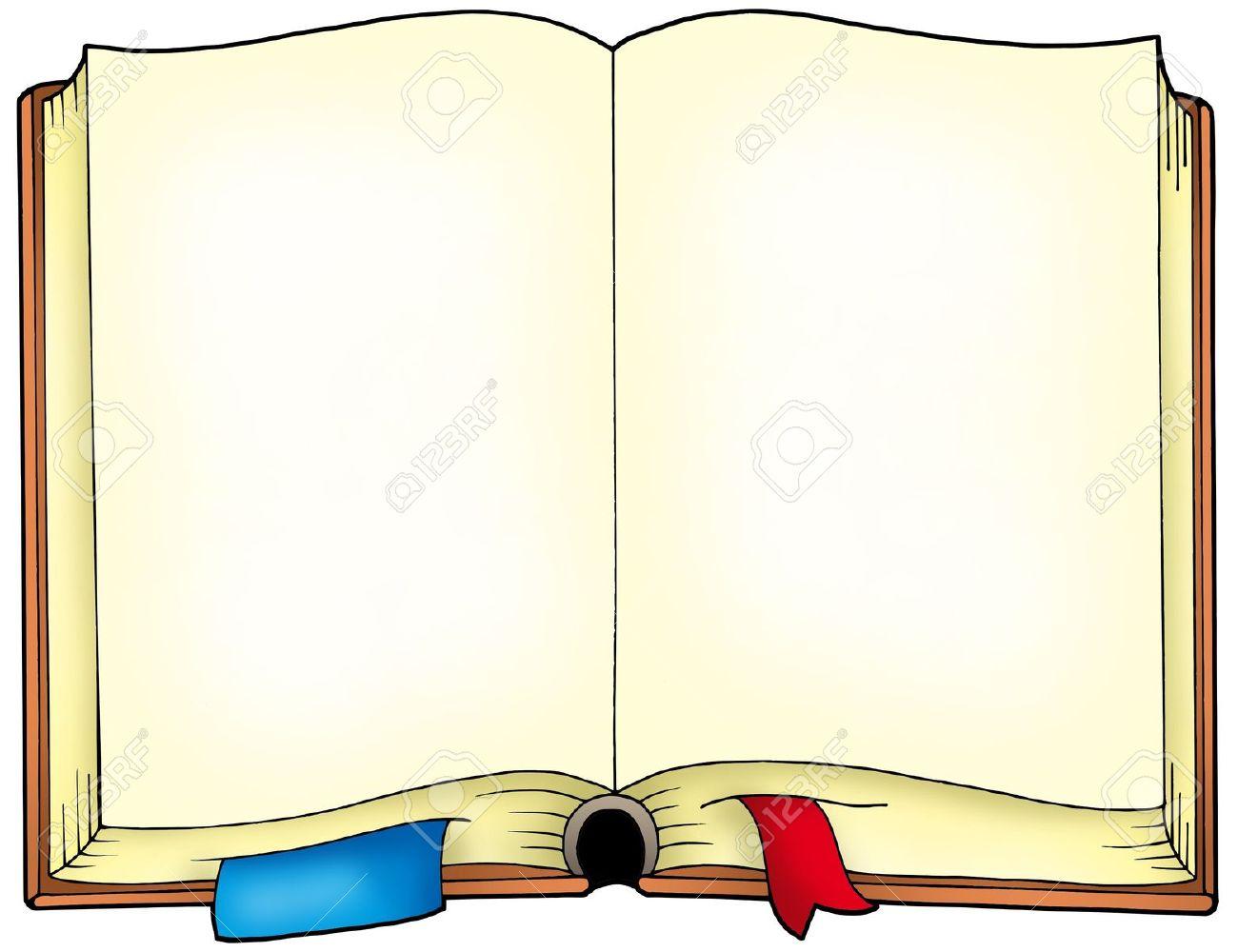 1300x1000 Open Clipart Book