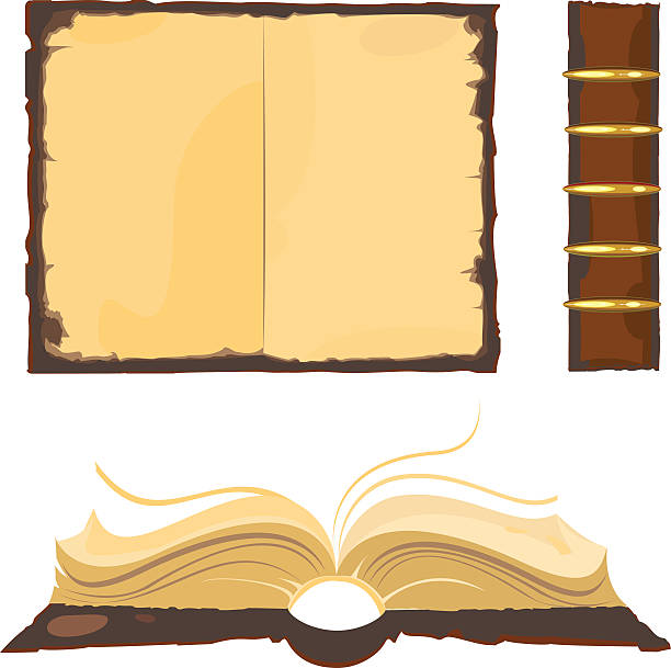 612x609 Book Clipart Old