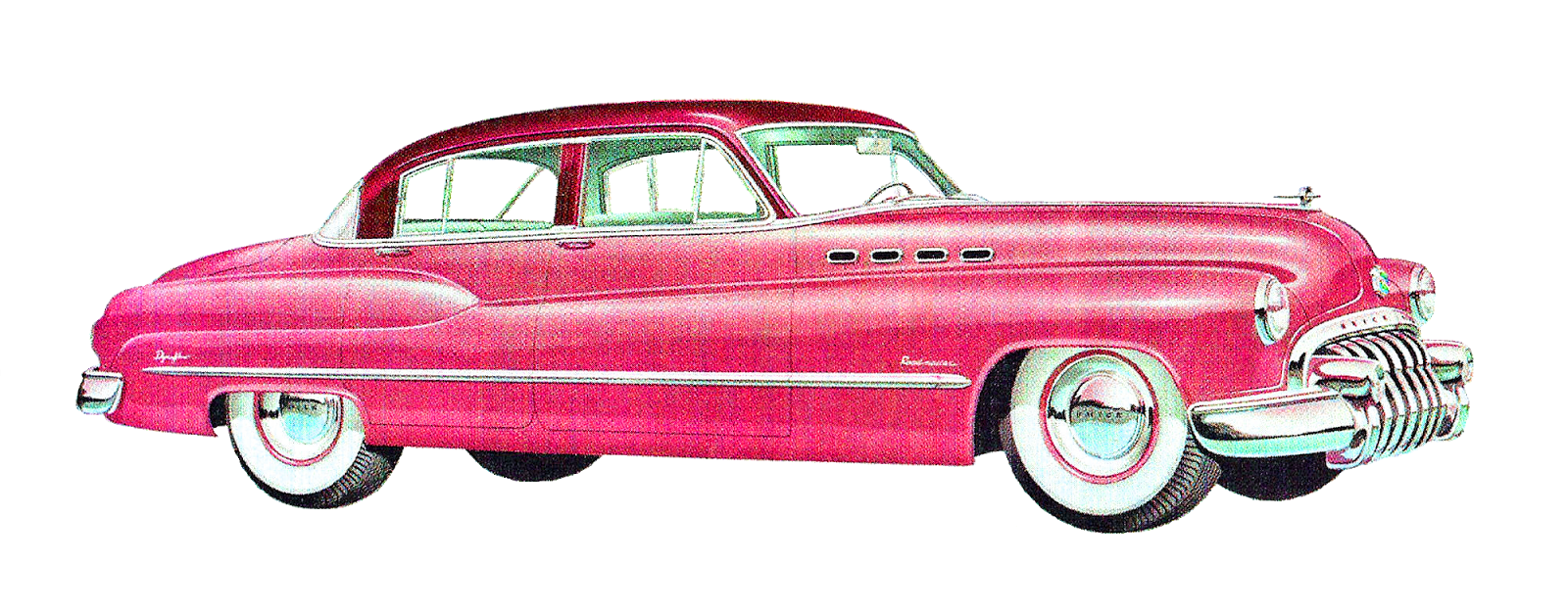 1600x624 Antique Images Vintage Old Car Artwork Illustrations Buick Dodge
